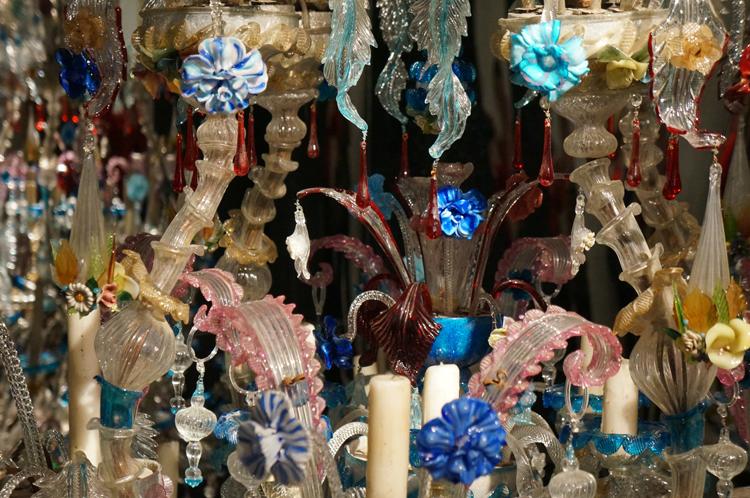 Exposition murano fragile musée maillol Lustre Rezzonico Manufacture rioda