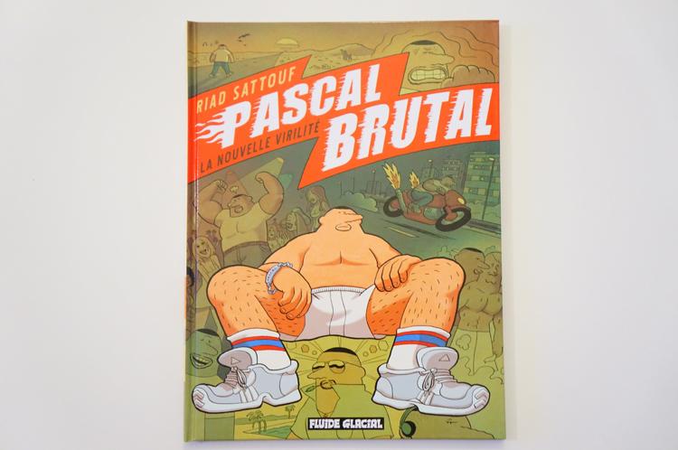 48H de la BD 2013 Pascal Brutal
