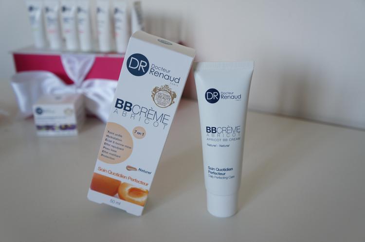 BB Crème Abricot Dr Renaud test avis