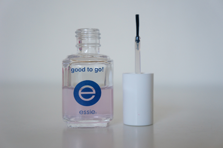 Essie good to go top coat séchage rapide