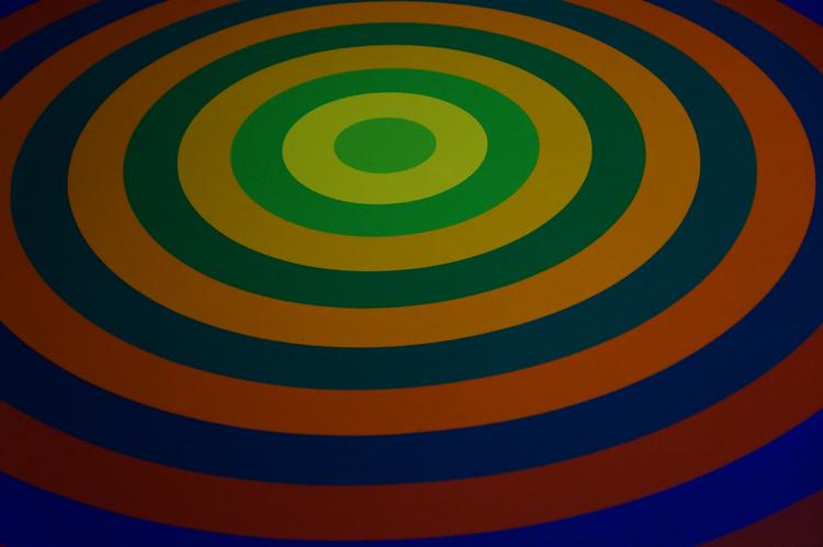 Expo Julio Le Parc Soleil Froid Palais de Tokyo Paris 2013