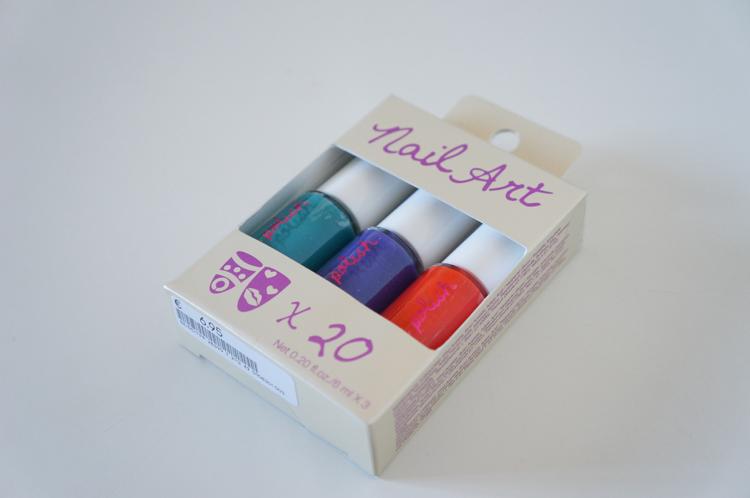 Kit nail art h&m
