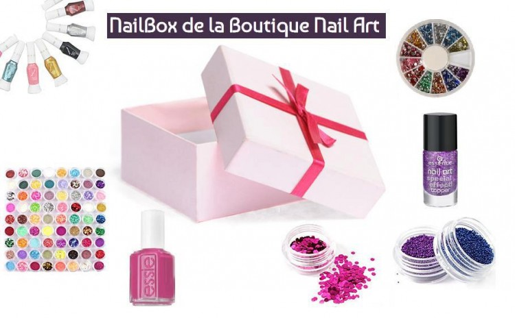 Nailbox La boutique Nail Art