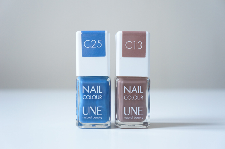 Vernis Une natural beauty Nail Colour test avis