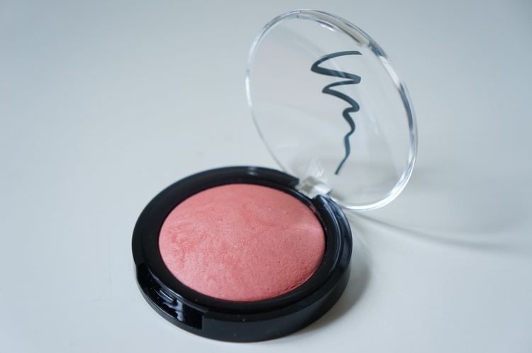 Marionnaud blush corail exaltation gamme maquillage printemps été 2013 avis test