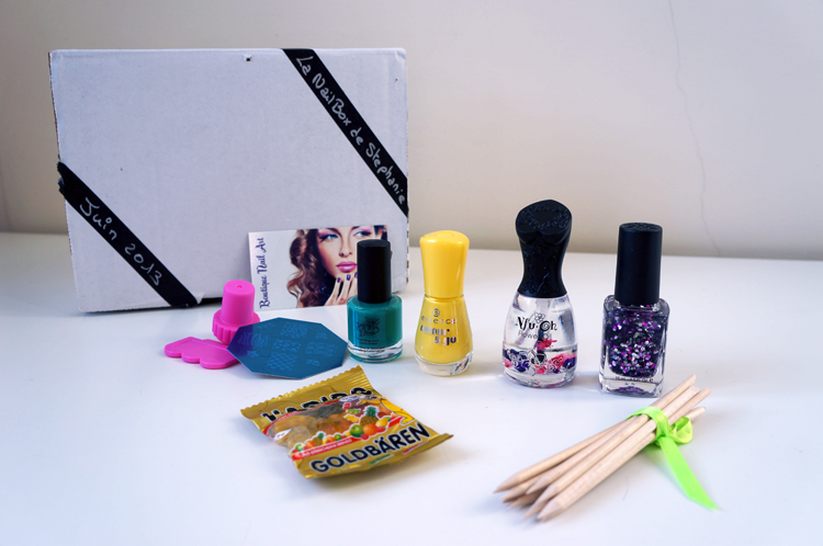 Nailbox Boutique Nail Art avis