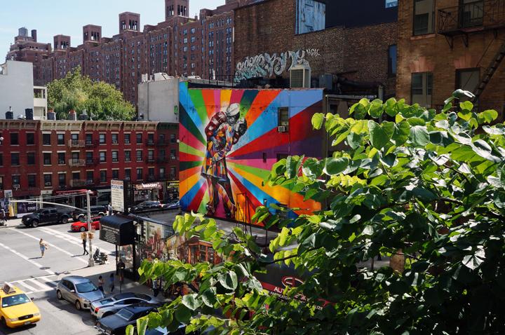 The High Line New York NYC