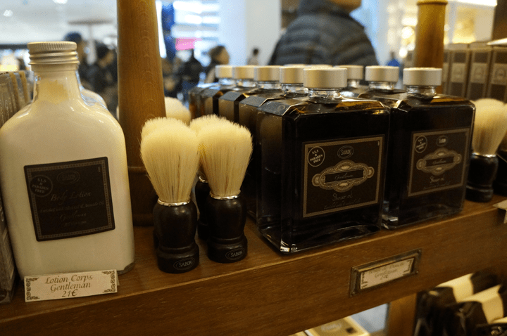 Aeroville centre commercial Tremblay - Boutique cosmetiques Sabon