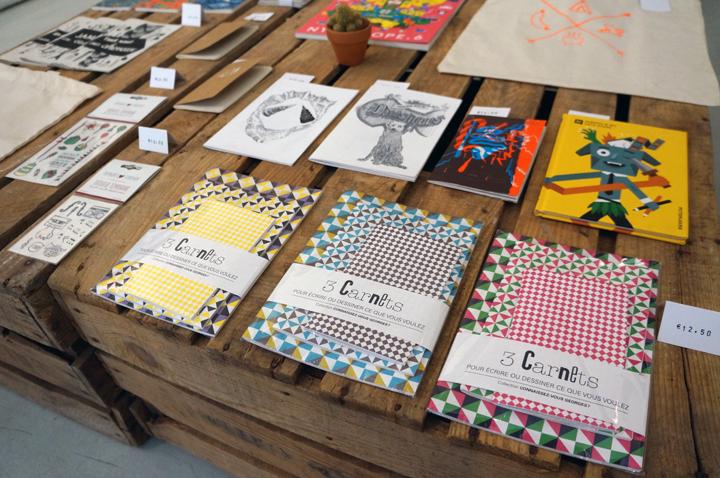 Galerie Sergeant Paper Paris Art Store
