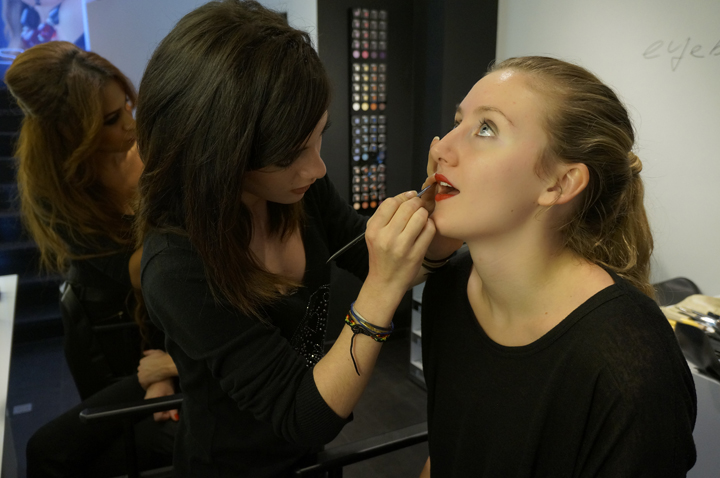Cosmopolitan.fr lancement studio make-up SLA