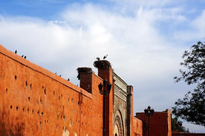 Marrakech Medina Maroc