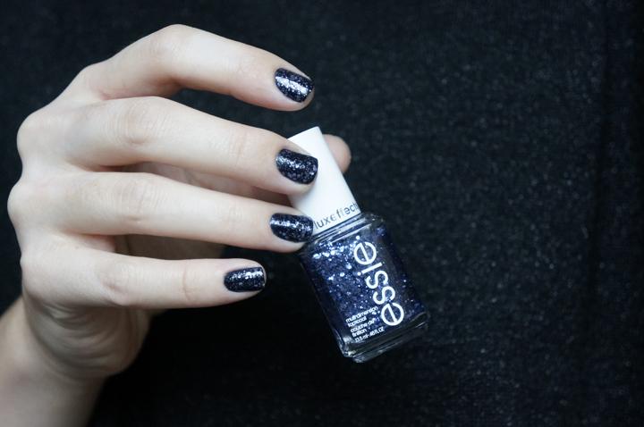 Essie stroke of brilliance review swatch vernis Luxury Effect
