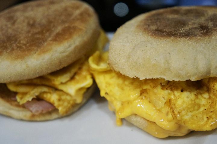 Recettes des 3 soeurs pour petits festins entre amis - Cheesy Muffins