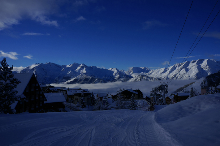 Soins indispensables hiver montagne ski froid - Alpe d'Huez vacances 2014 - Soyons futiles blog