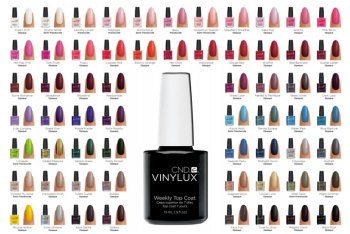 Vinylux vernis collection CND