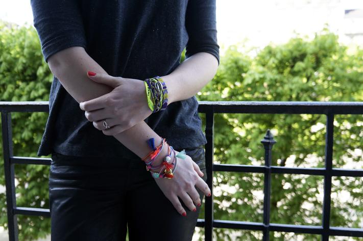 Hipanema L'Occitane au Brésil Bracelet Collier avis