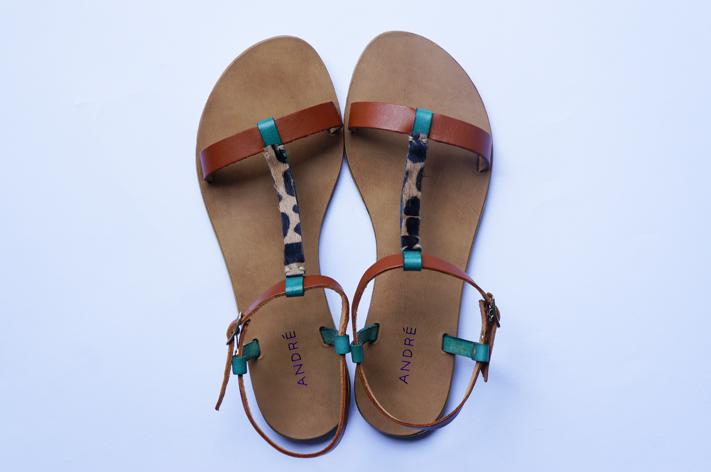 Sandales André Namibie - Vente Privée