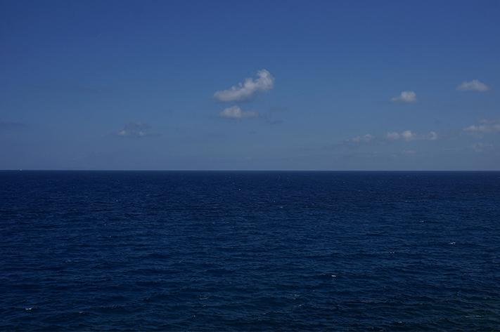 Naxos Grèce voyage avis - mer