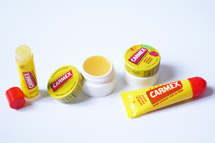 Baume Carmex classic & cherry - test avis