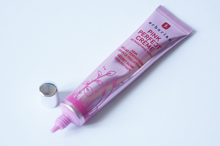 Pink Perfect Crème Soin Eclat Perfection Erborian test avis