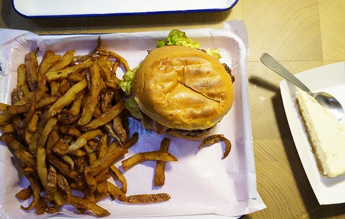 Burger persillé paris 13 avis test - Burger Butcher