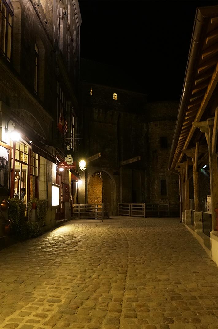 Nuit Mont Saint Michel Manche Avis