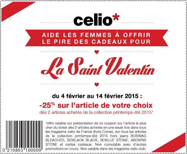 Saint Valentin Celio