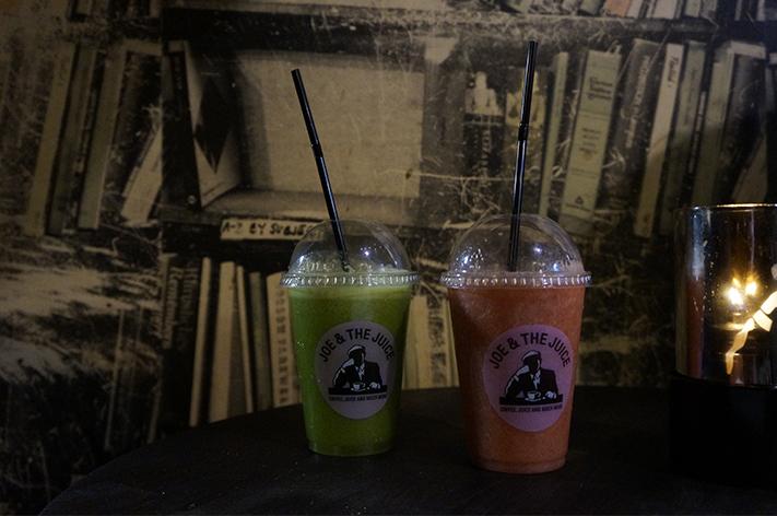 Joe & The Juice  Smoothie Londres