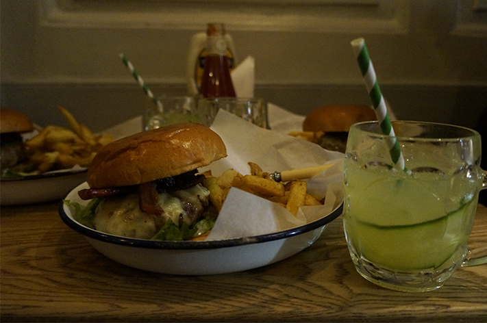 Londres Honest Burger