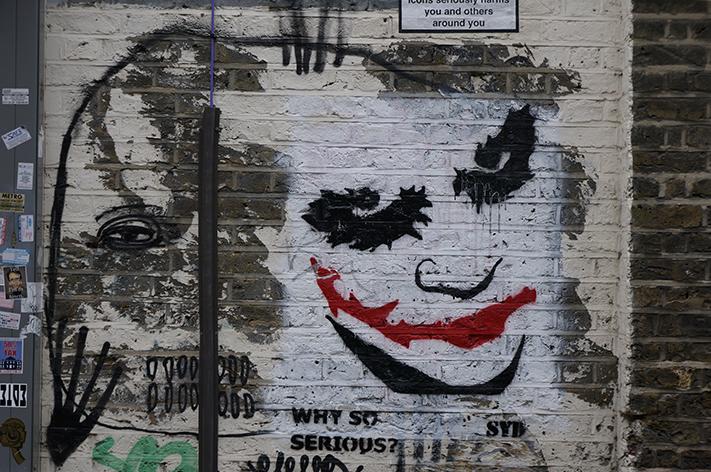 Londres Street Art Shoreditch