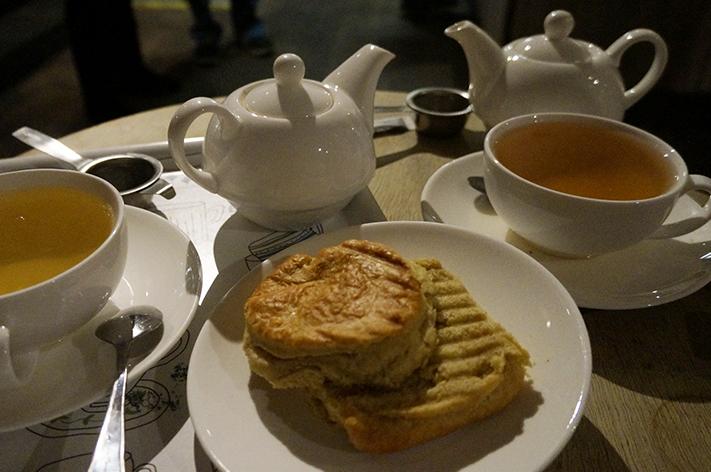 Tea Time Yumchaa Camden London