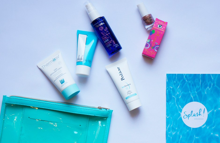 Birchbox Splash avis