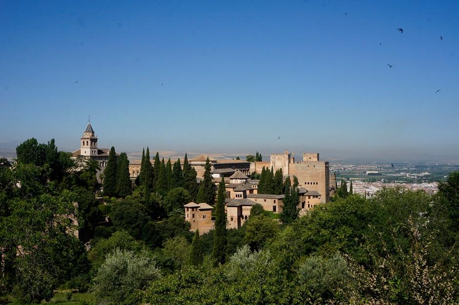 Grenade Granada - Alhambra (7)