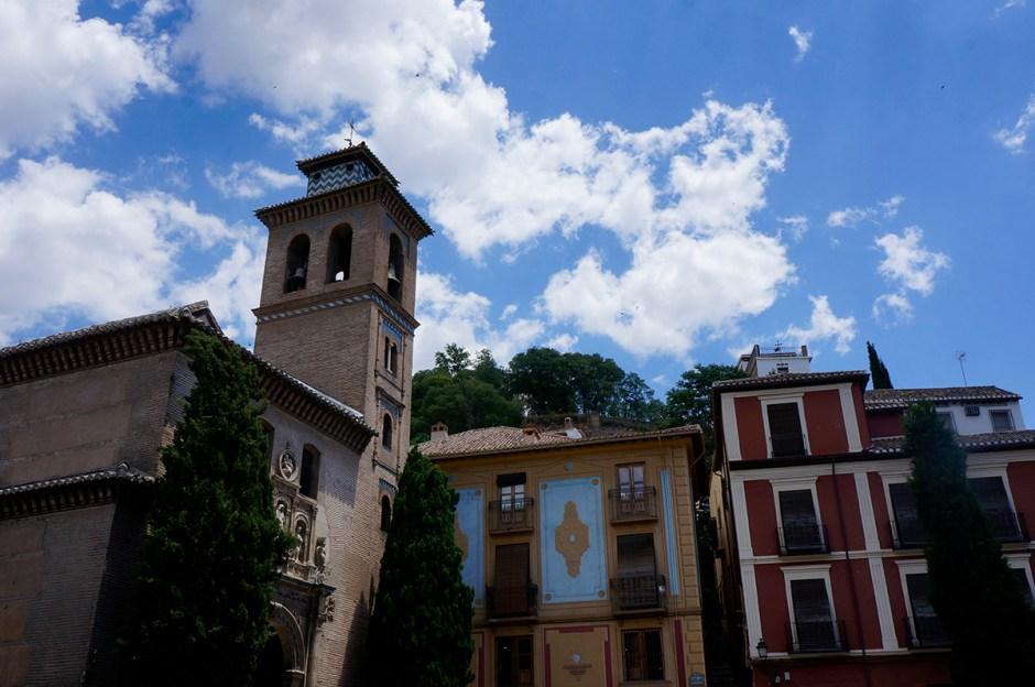 Grenade Granada Espagne - vacances (12)