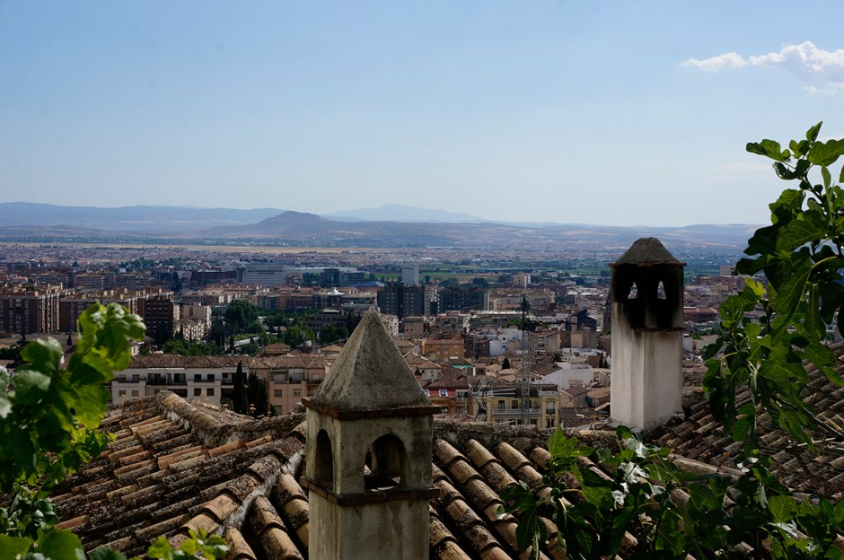 Grenade Granada Espagne - vacances (9)