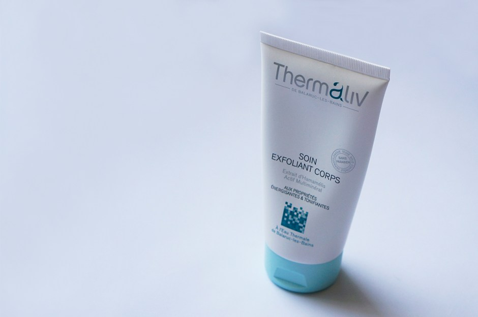 Thermaliv exfoliant gommage avis test Birchbox
