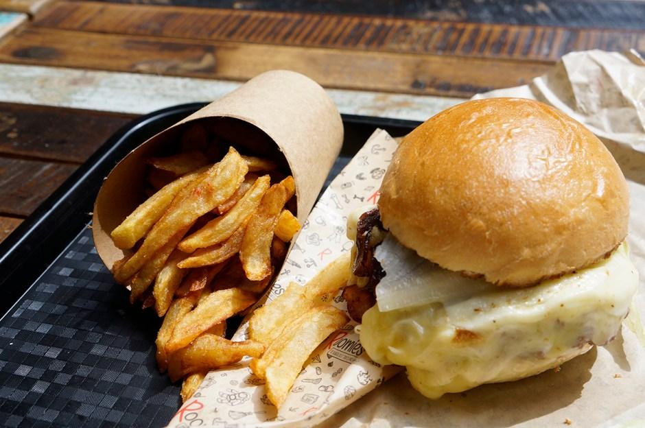 Roomies Burger Paris avis test