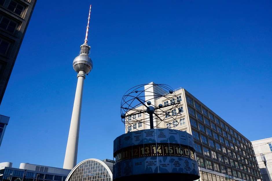 Alexanderplatz - visite BERLIN weekendAlexanderplatz - visite BERLIN weekend