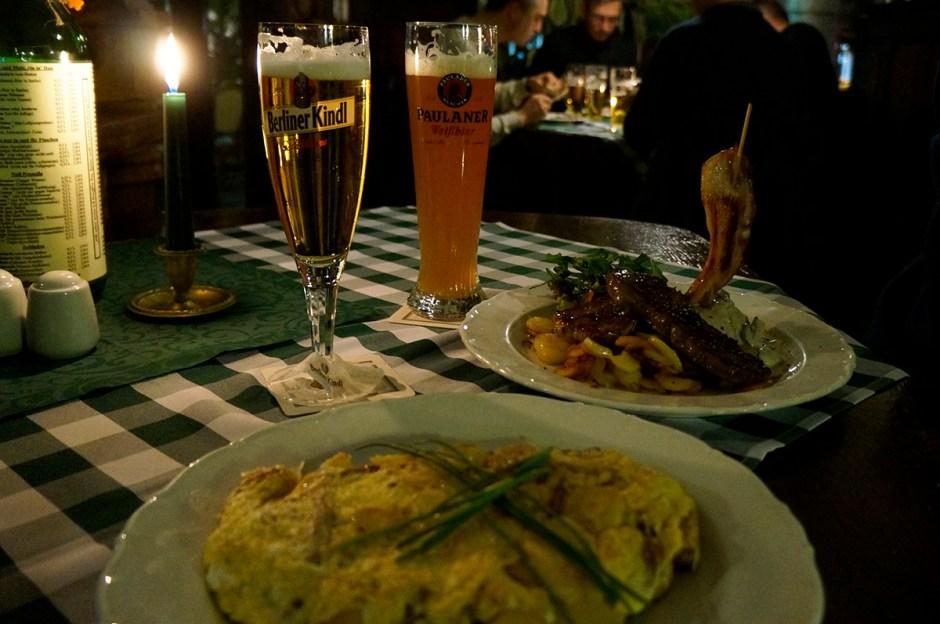 Alt-Berliner Wirtshaus restaurant berlinois