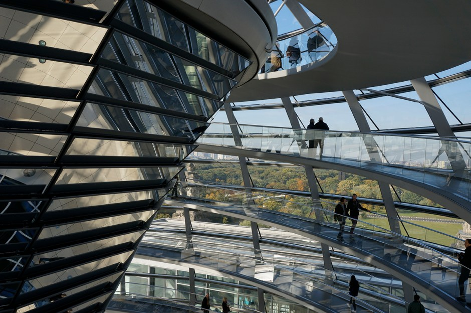 Reichstag Building - visiter Berlin weekend