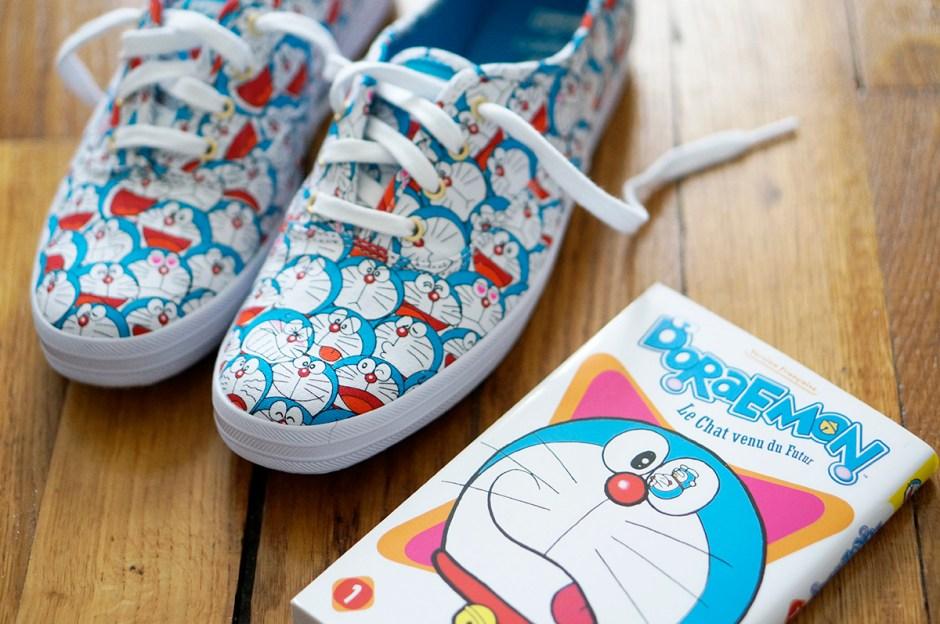 Doraemon Keds Colette baskets