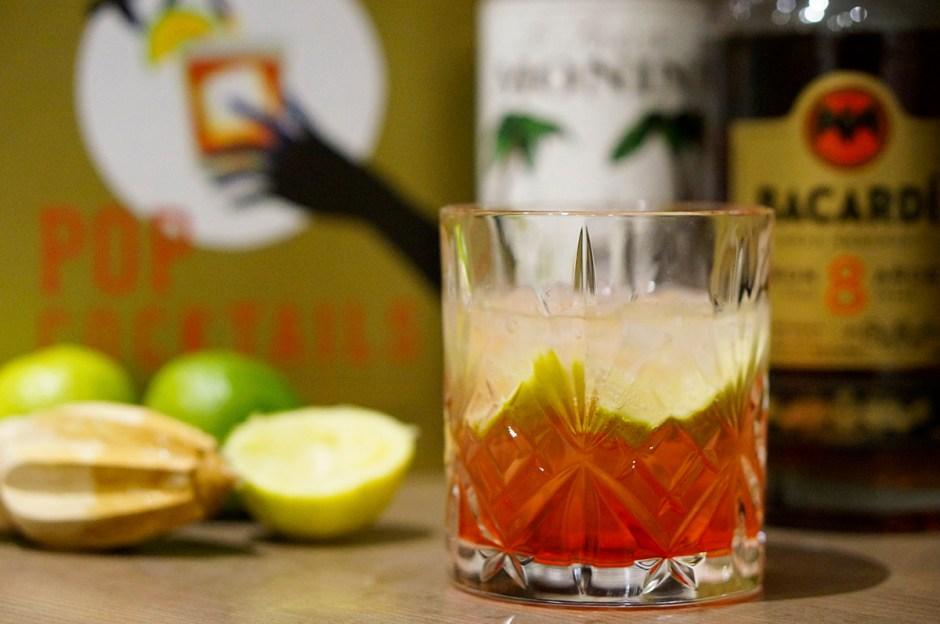 Pop cocktails livre avis recettes