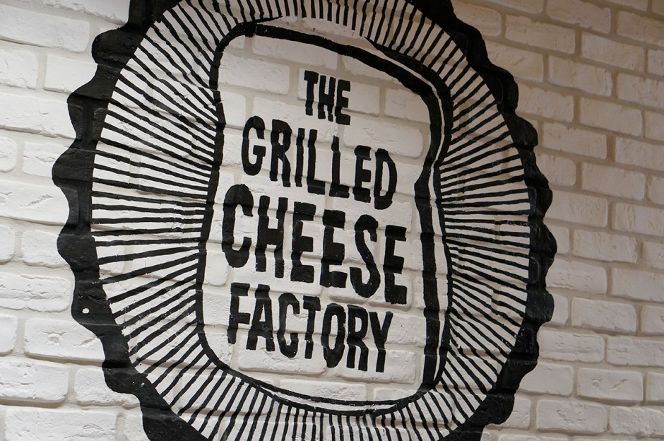 The grilled cheese factory Paris avis