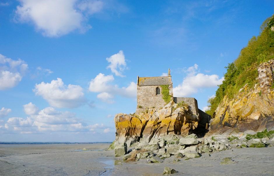 Mont Saint Michel grande maree mere poulard avis sejour baie 4