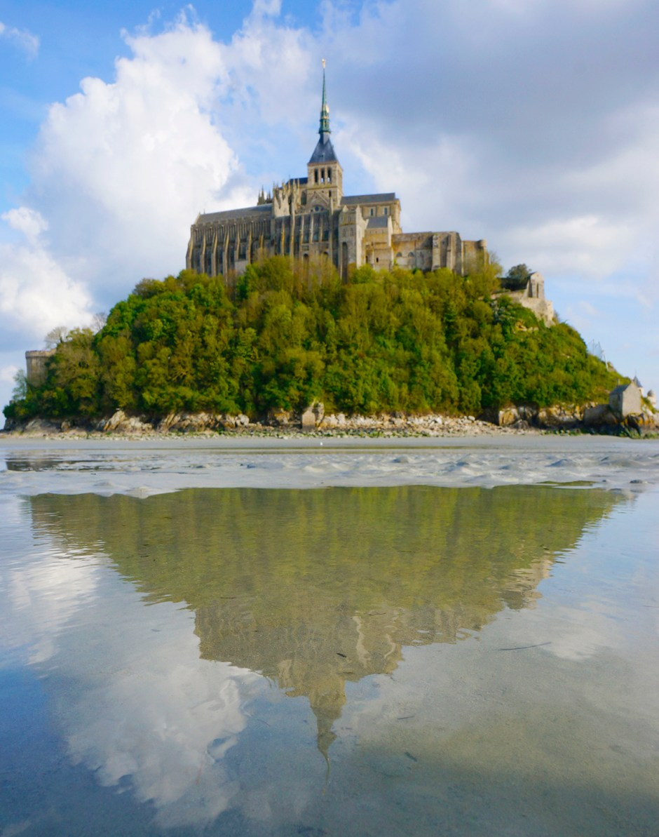 Mont Saint Michel grande maree mere poulard avis sejour baie 6