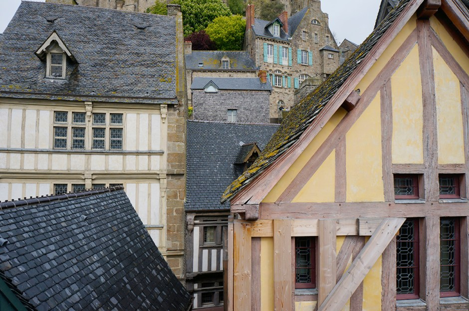Mont Saint Michel grande maree mere poulard avis sejour ballade 2
