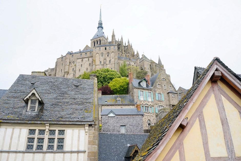 Mont Saint Michel grande maree mere poulard avis sejour ballade 7