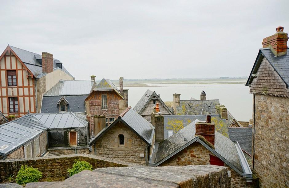 Mont Saint Michel grande maree mere poulard avis sejour ballade 9