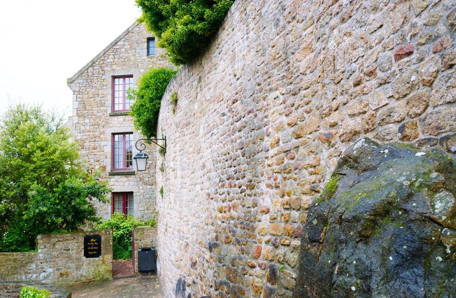 Mont Saint Michel grande maree mere poulard avis sejour ballade