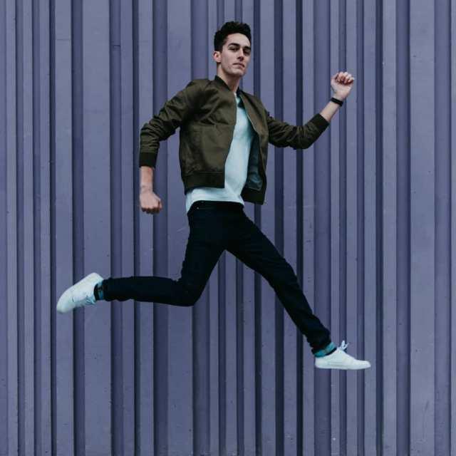 JUMP ! Petit aperu de ma sance photos avec lincroyablehellip